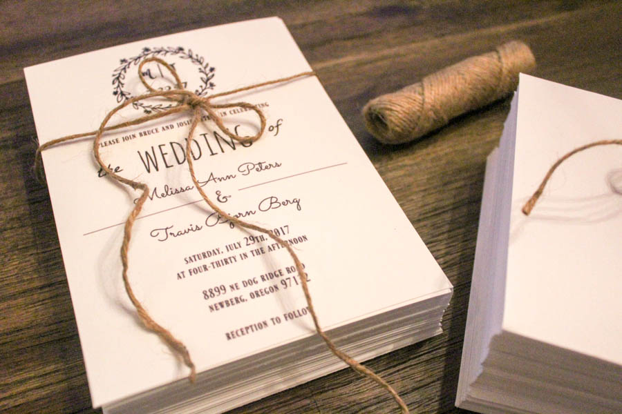 how to make your own wedding invitations online free