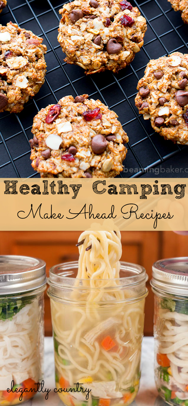 13 Healthy Make Ahead Camping Recipes
