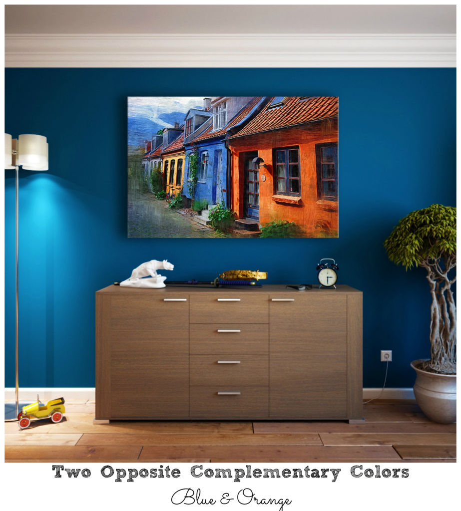 complementary paint colors
