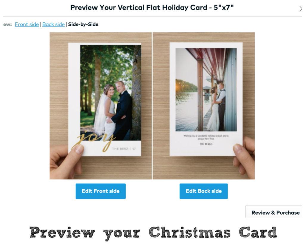 cheap christmas card