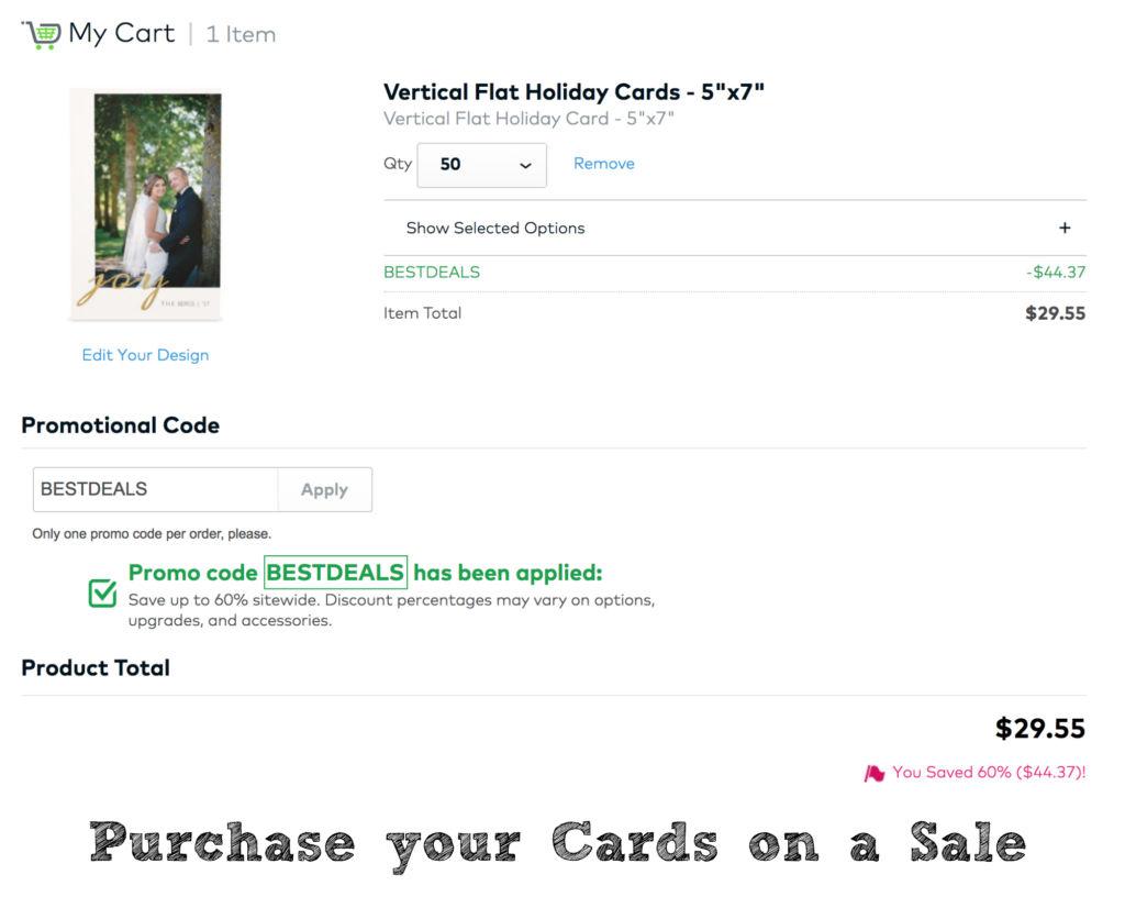 cheap christmas cards