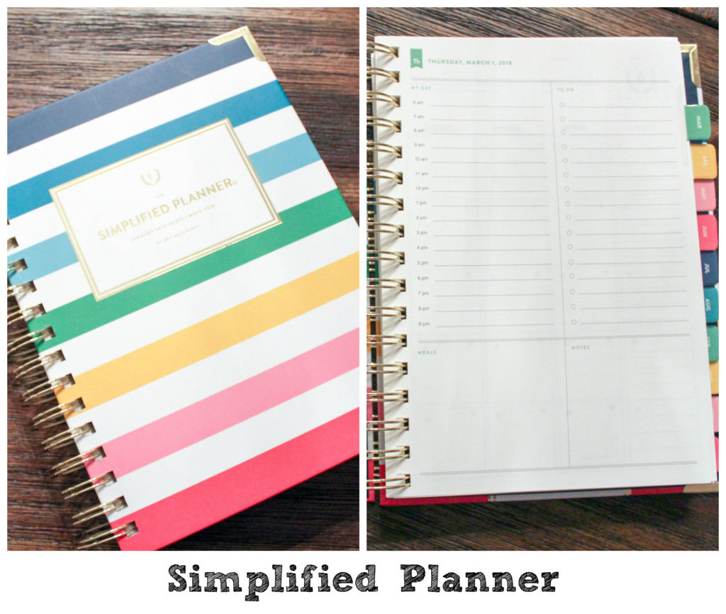 the best new planners for 2018
