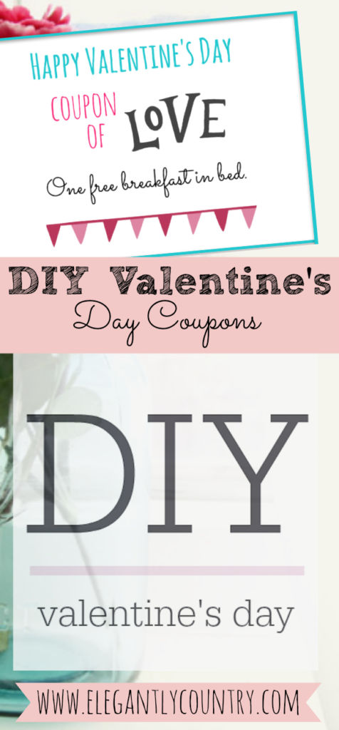 diy valentines day gift