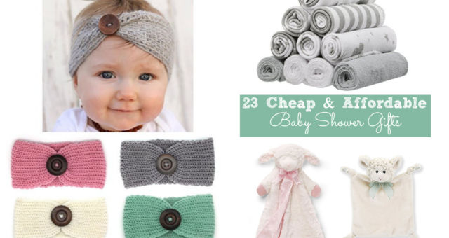 cheap baby shower gifts under $20